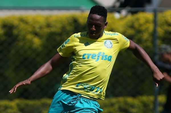 Barcelona tendrá prioridad hasta el 2018 para comprar a Yerry Mina