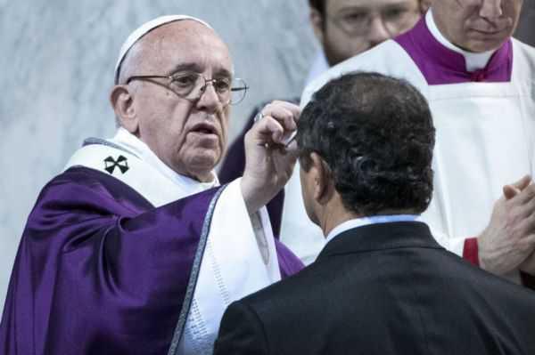 En la Cuaresma, papa pide evitar la indiferencia ante un mundo de aversión