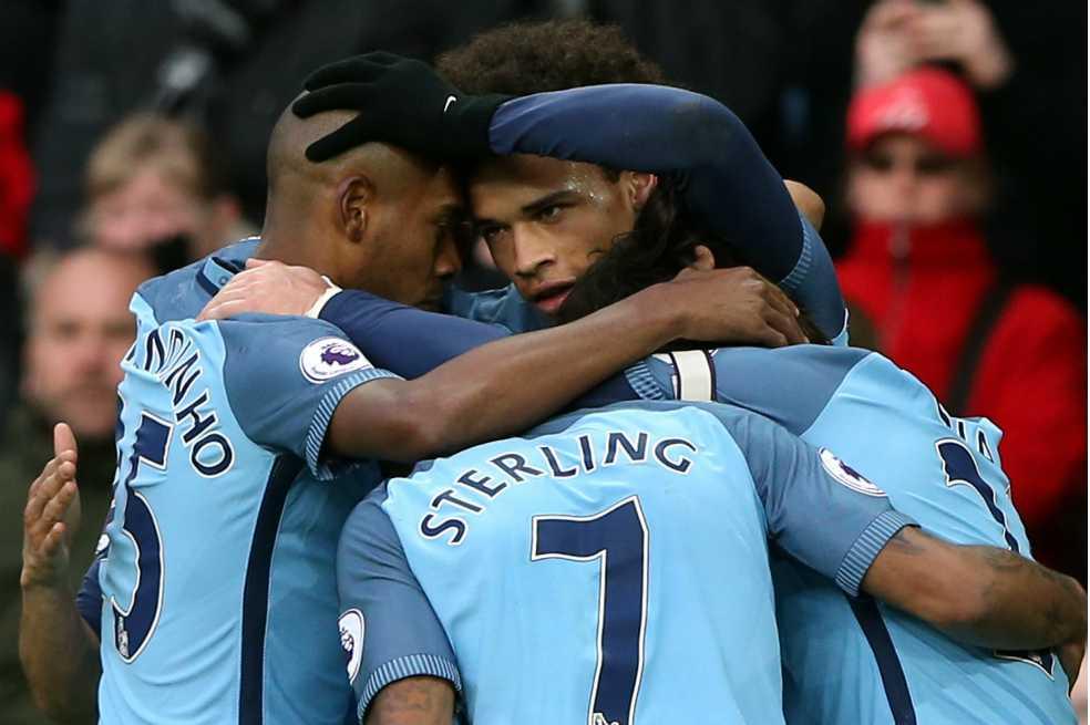 El City sigue a paso firme: venció al Sunderland en la Premier