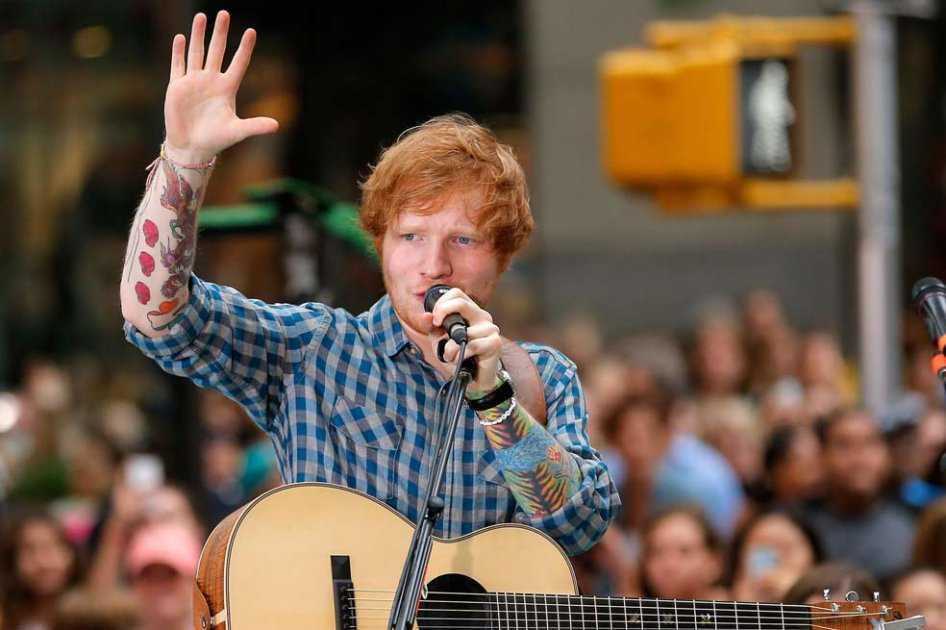 Ed Sheeran y su primera fusión latina: «Shape of you» junto a Zion y Lennox