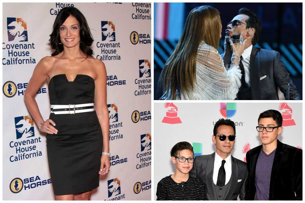 Dayanara Torres critica a Marc Anthony por besar a Jennifer Lopez delante de sus hijos
