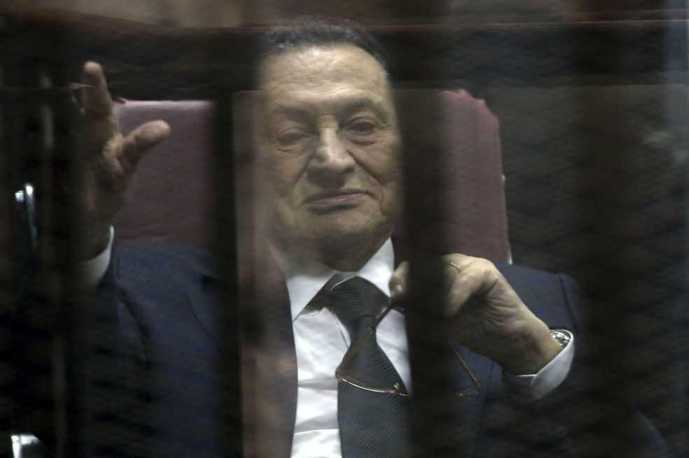 Hosni Mubarak, el faraón que burló la cárcel