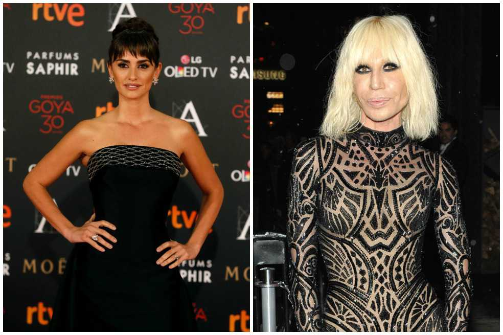Penélope Cruz debutará en televisión de EE.UUU. interpretando a Donatella Versace