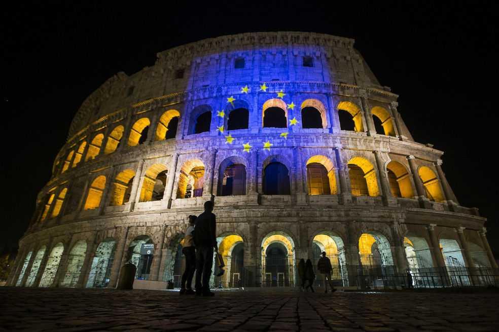 Aniversario 60 de los Tratados de Roma