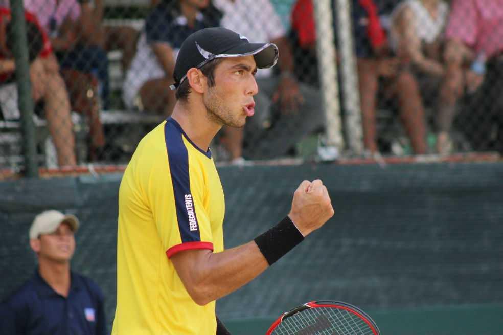 Eduardo Struvay será el reemplazo de Falla en la Copa Davis