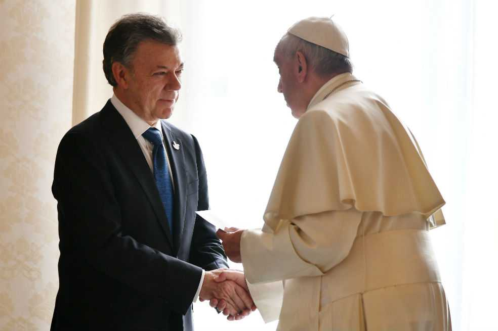 Santos acudirá a visita del papa a Portugal
