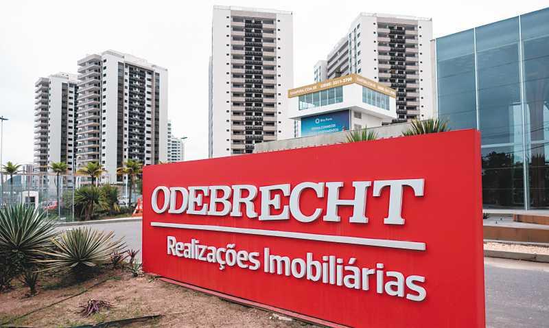 Odebrecht, a pagar 9,6 millones de dólares por tratar como esclavos a trabajadores
