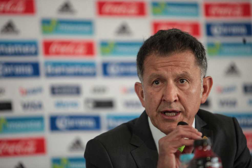 Juan Carlos Osorio y la obligación de llevar a México a Rusia 2018