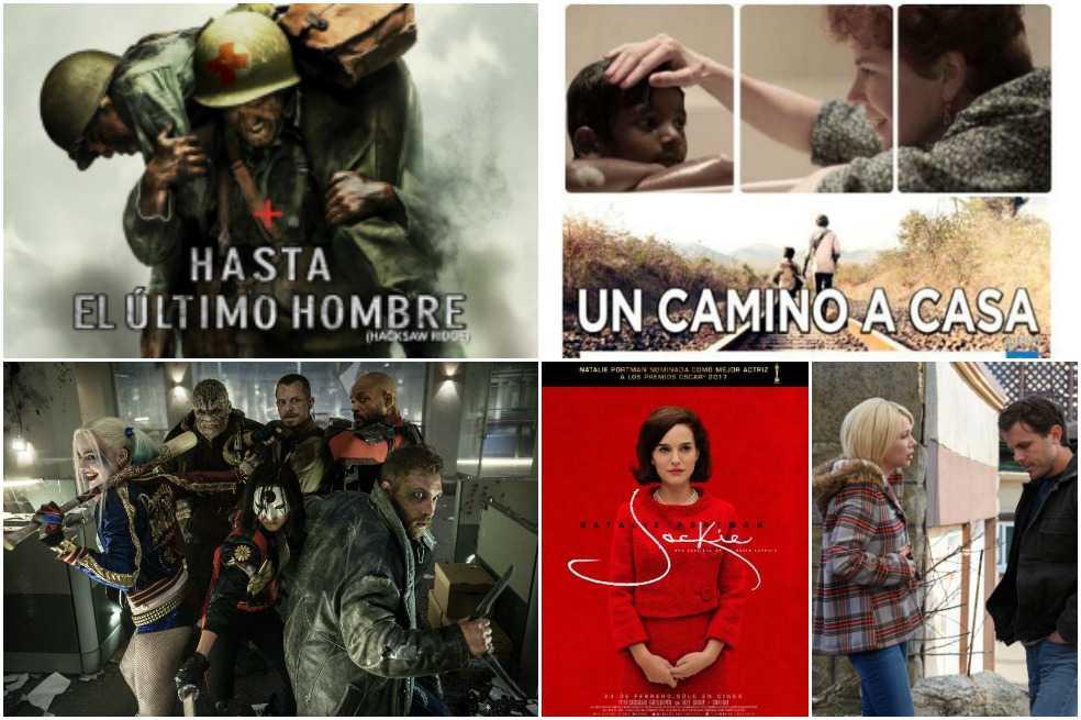 Películas nominadas al Óscar preparan su llegada a la televisión
