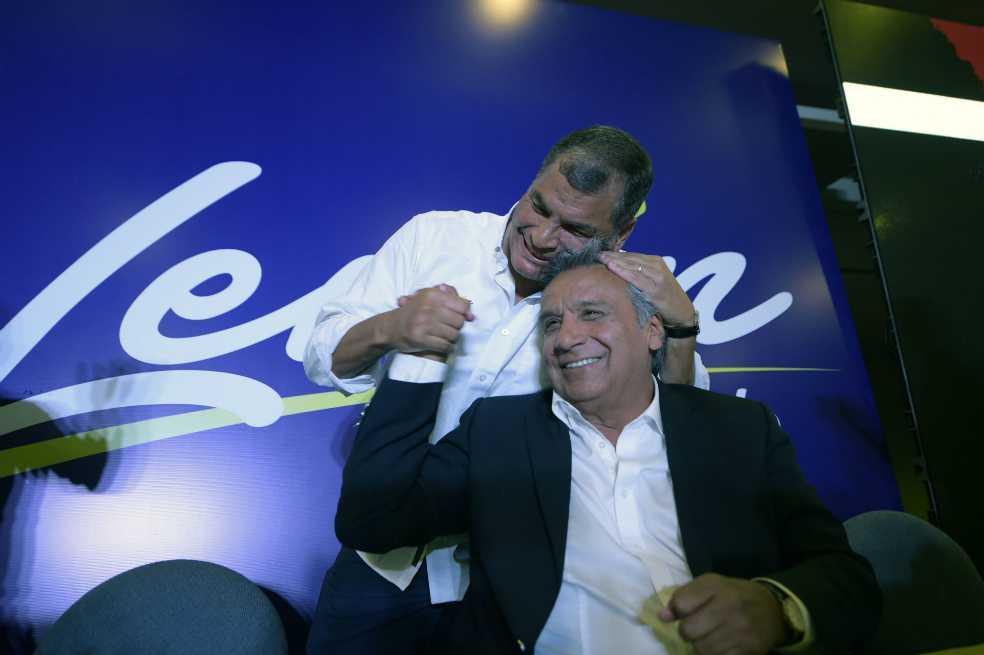 EE.UU. felicita a Lenin Moreno por su victoria electoral en Ecuador