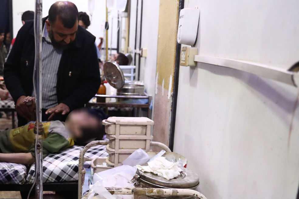 París pide reunión urgente del Consejo de Seguridad tras ataque químico en Siria