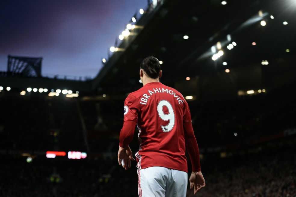 """Ibrahimovic: """"Manchester debe igualar mi ambición. No vine a perder el tiempo"""""""