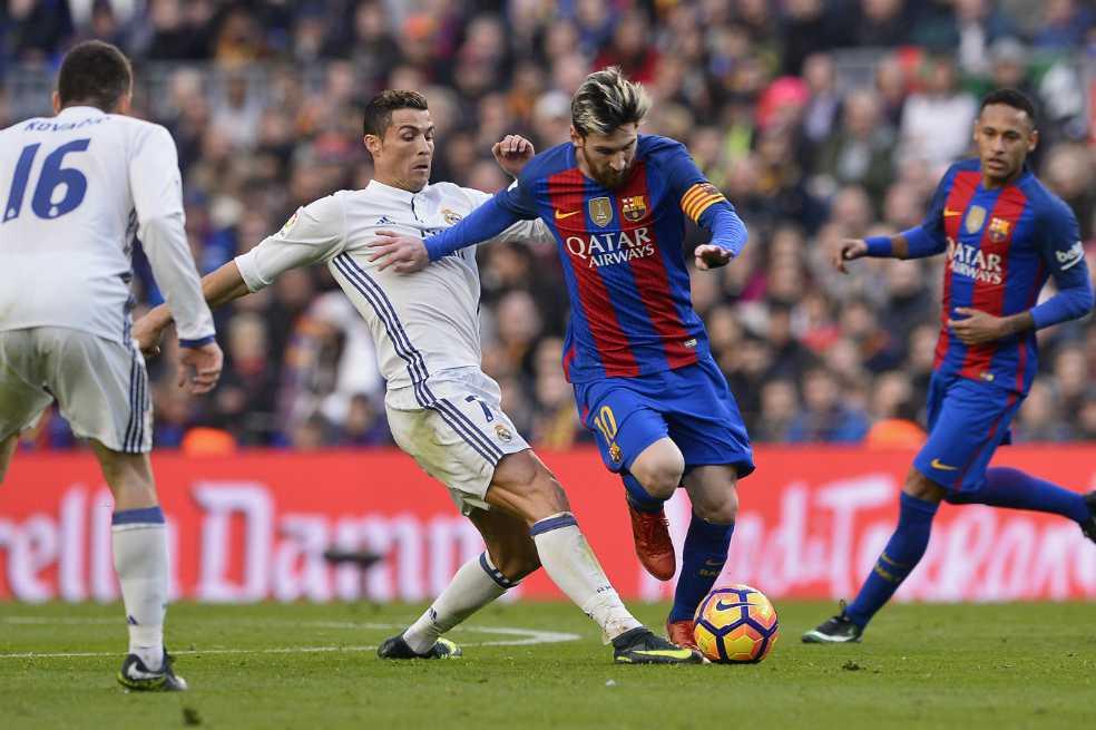 El clásico Real Madrid-Barcelona en números