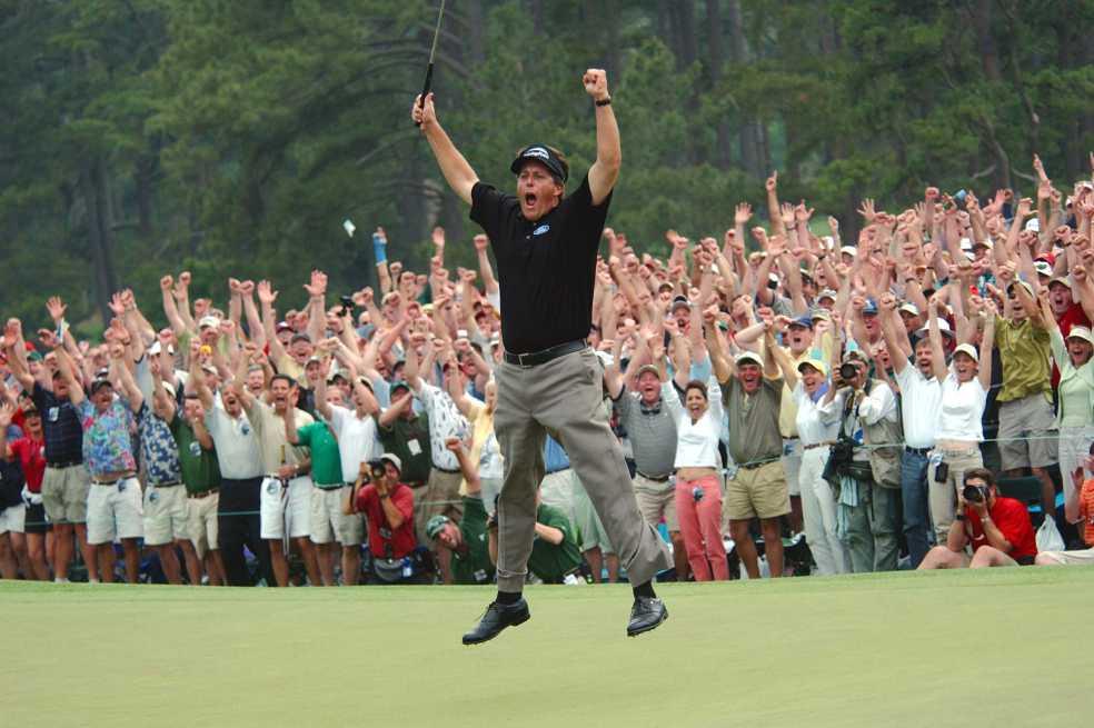 La magia de Augusta, el primer major de la temporada