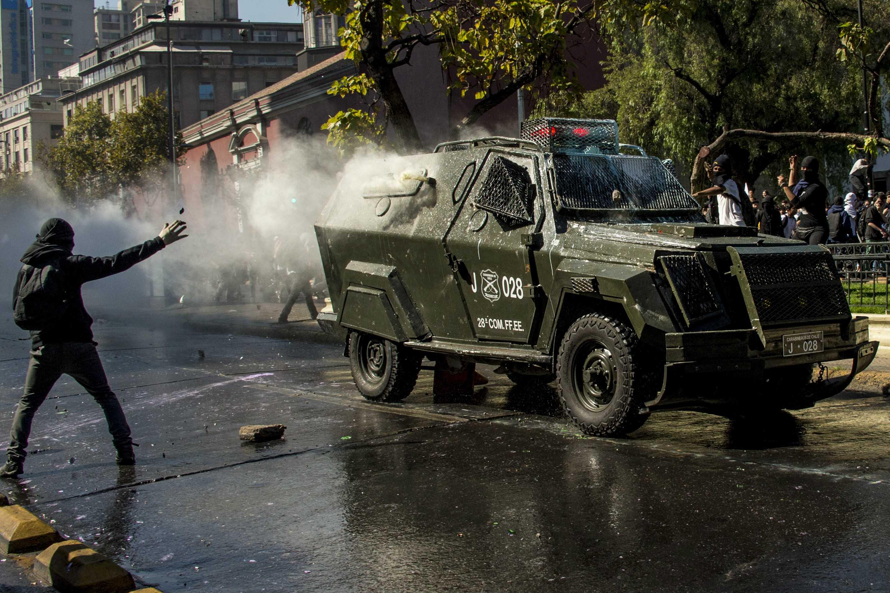 Ya son 11 los policías presos en Chile por mega fraude al fisco