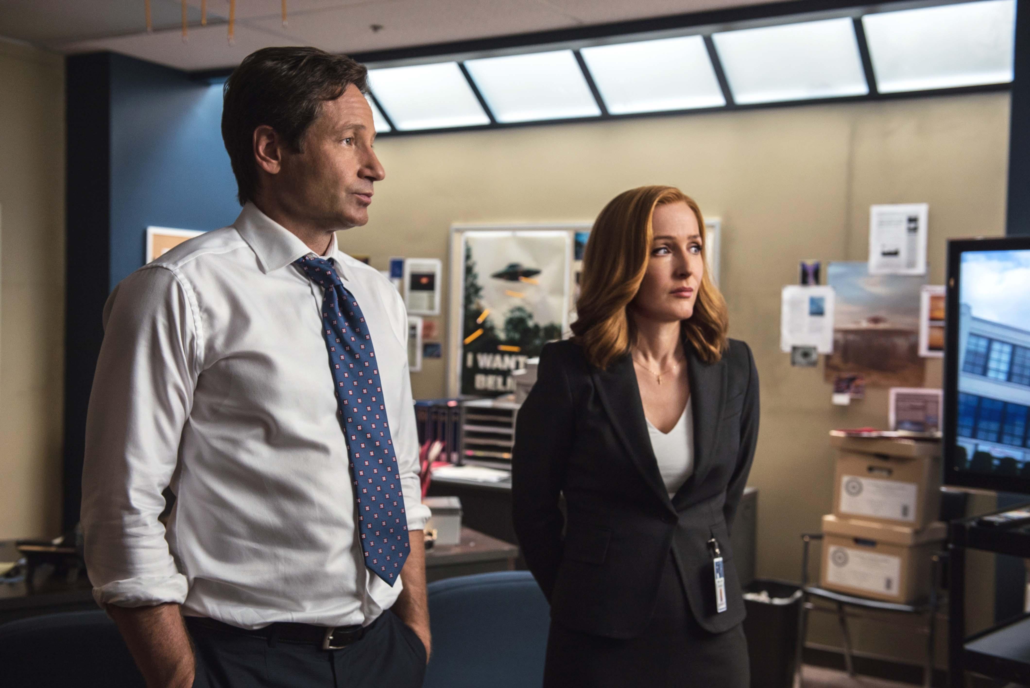 «The X-Files» seguirá explorando fenómenos paranormales