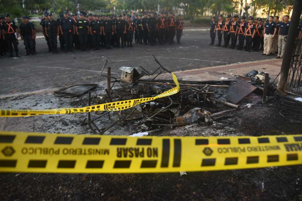 Un muerto por protestas en Paraguay