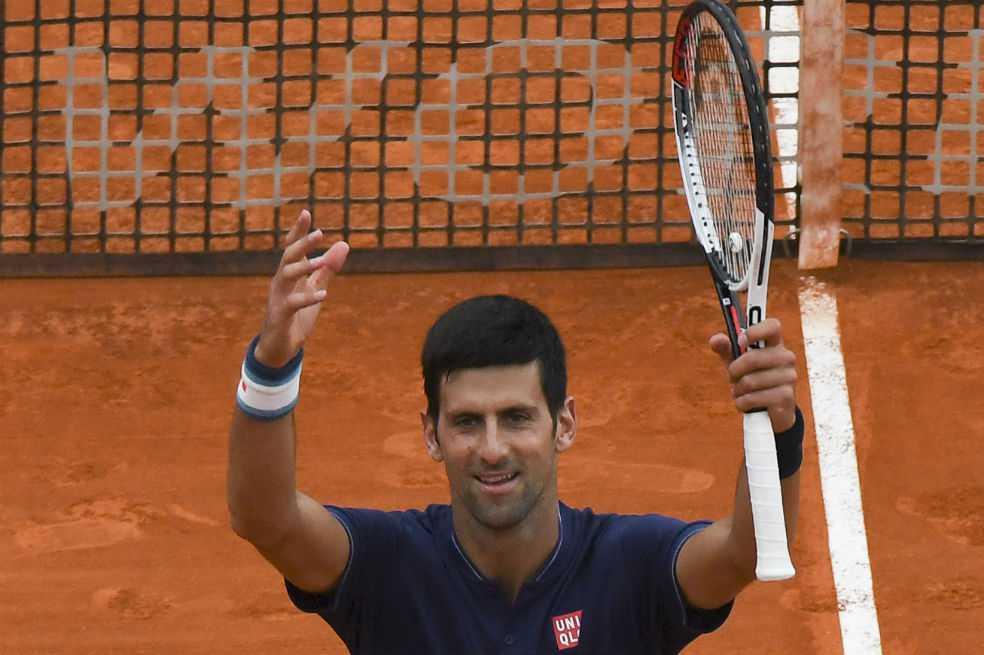 Djokovic debutó con una victoria apretada en Montecarlo