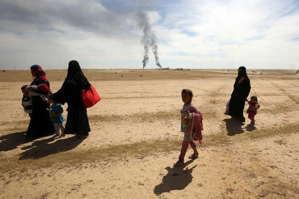 Expertos recibieron 45 denuncias de uso de armas químicas en Siria