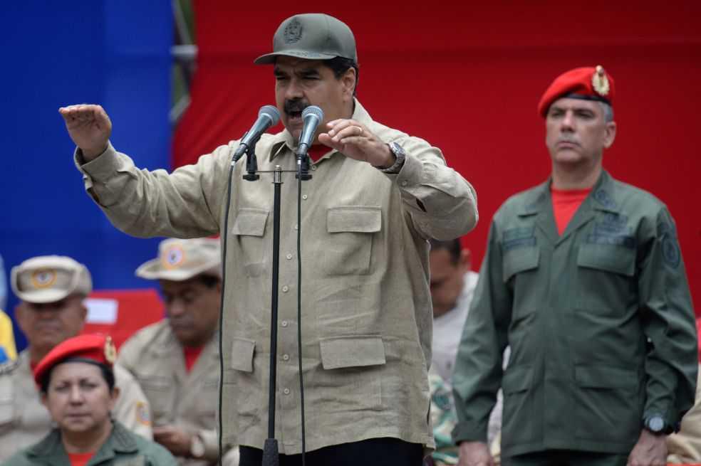 Maduro se queda sin opciones
