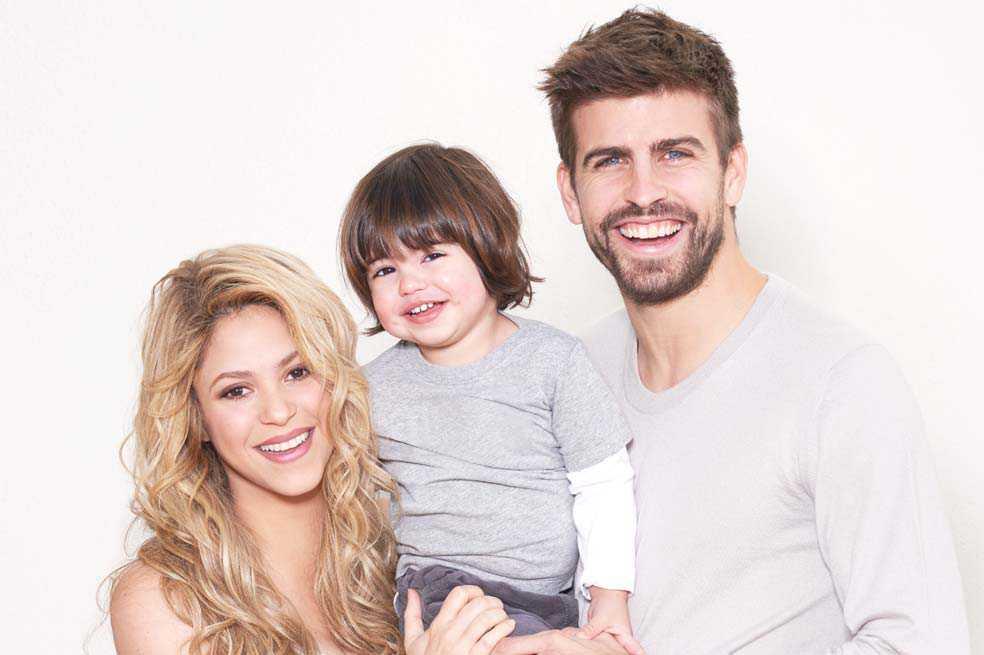 Shakira proclama su amor por Gerard Piqué en su nuevo sencillo