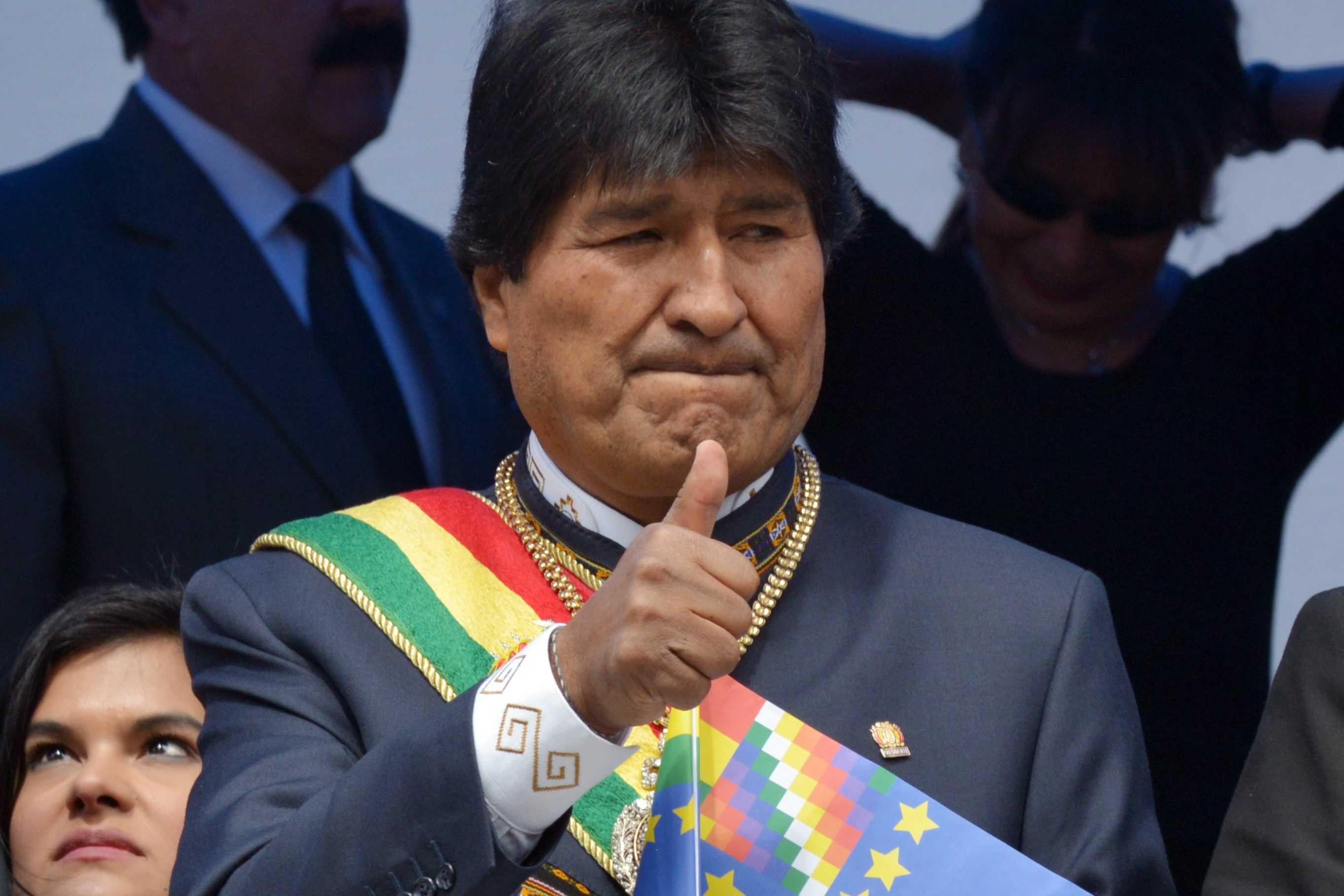 Evo Morales mantendrá reposo de voz tras cirugía «exitosa» en Cuba