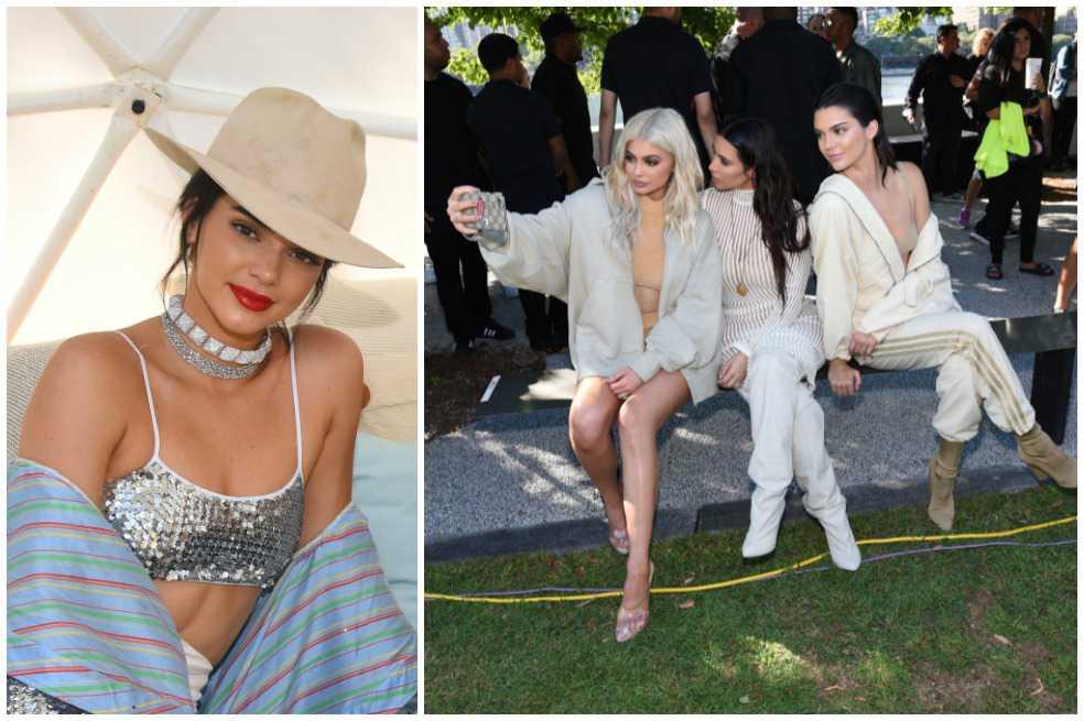 Kendall Jenner no se siente tan Kardashian