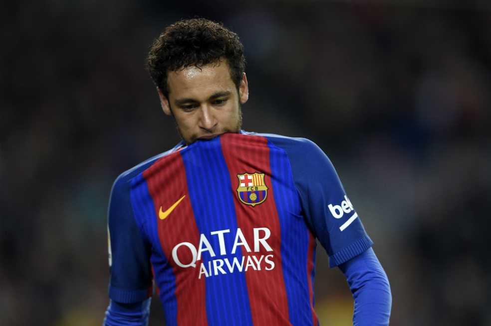 Neymar es suspendido por tres partidos y se pierde el clásico ante el Real Madrid