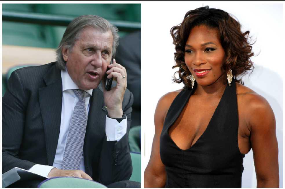 La respuesta de Serena Williams al comentario racista de Ilie Nastase sobre su bebé