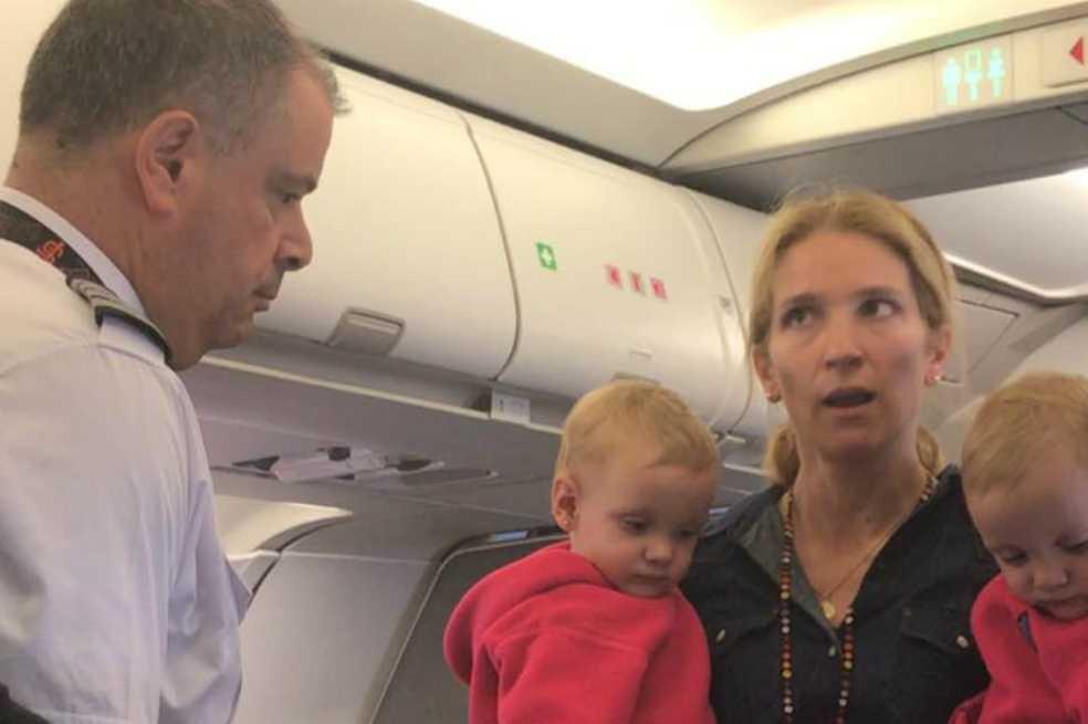Por agredir a pasajera, suspenden a empleado de American Airlines