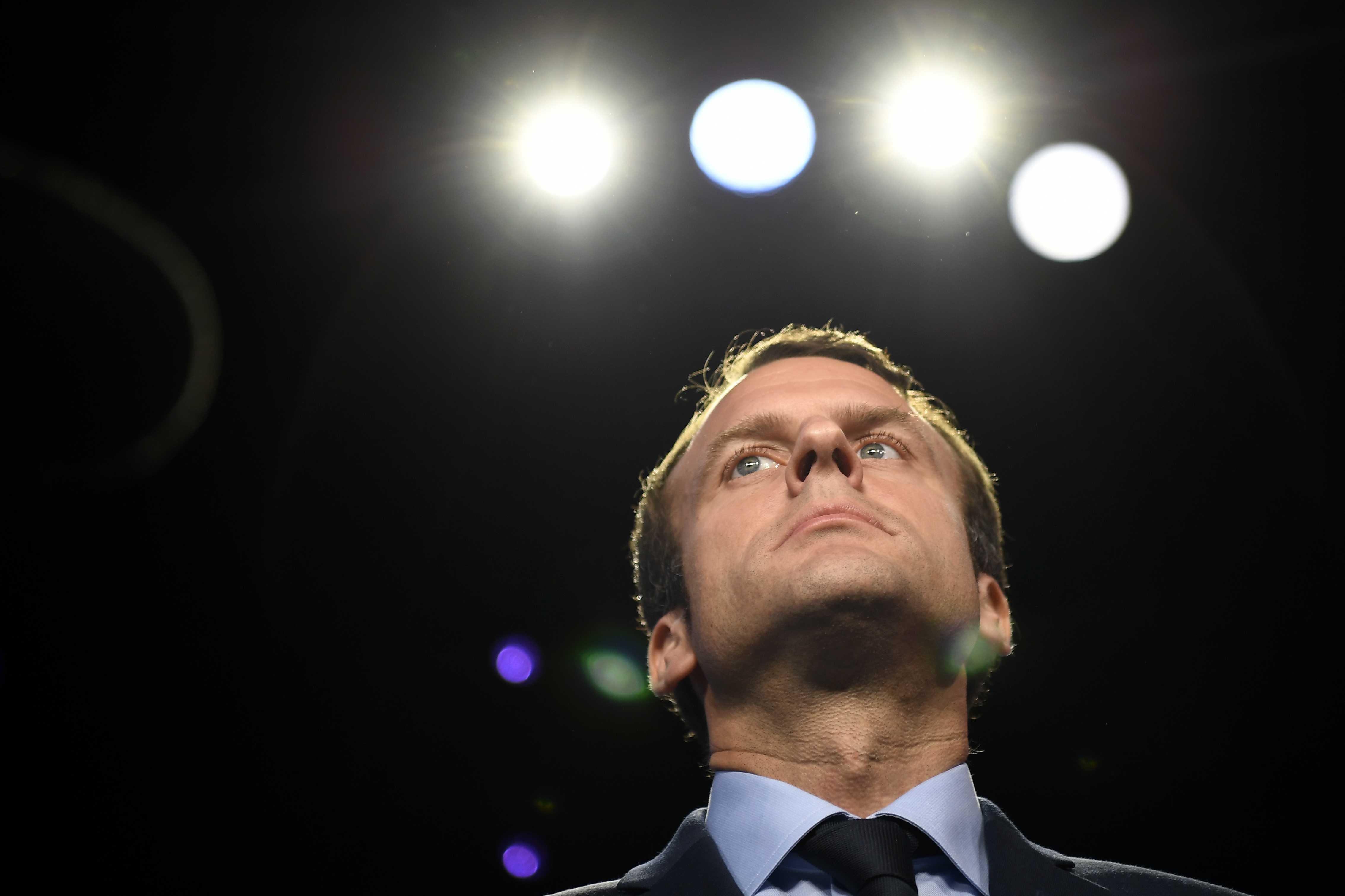 Trump y Macron se reunirán el 25 de mayo al margen de cumbre de la OTAN