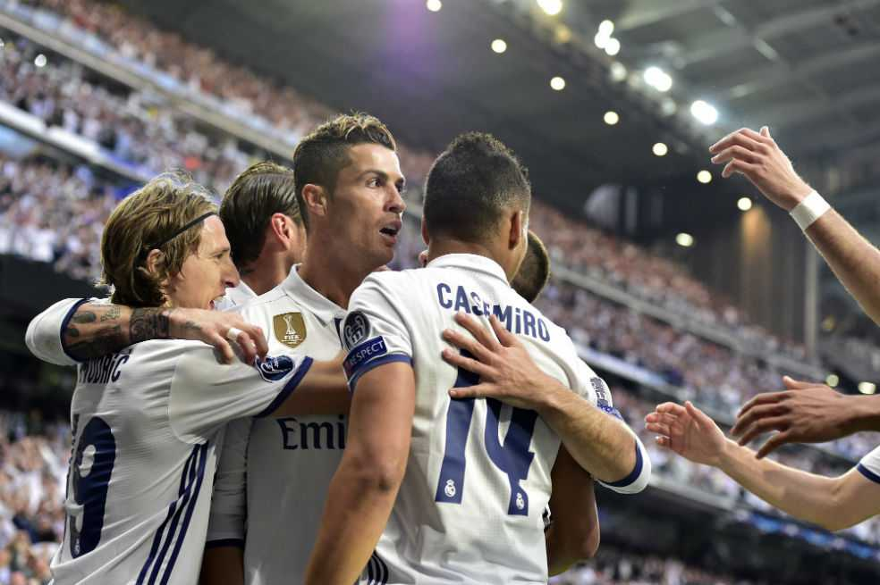 En vivo: Real Madrid vence al Atlético en el Bernabéu