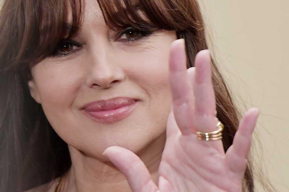 Monica Bellucci: «No me molesta verme como una mujer madura»