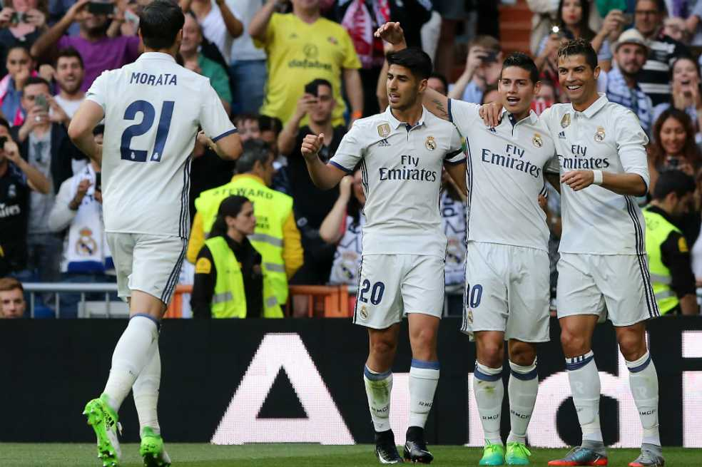 Real Madrid y Barcelona ganaron sus partidos y siguen en la pelea por el título