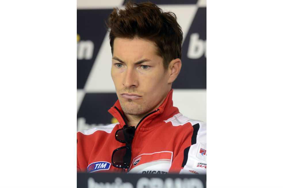 Excampeón de Moto GP, herido de gravedad tras ser atropellado