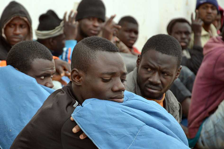 Desmantelan red de tráfico de migrantes en la española Melilla