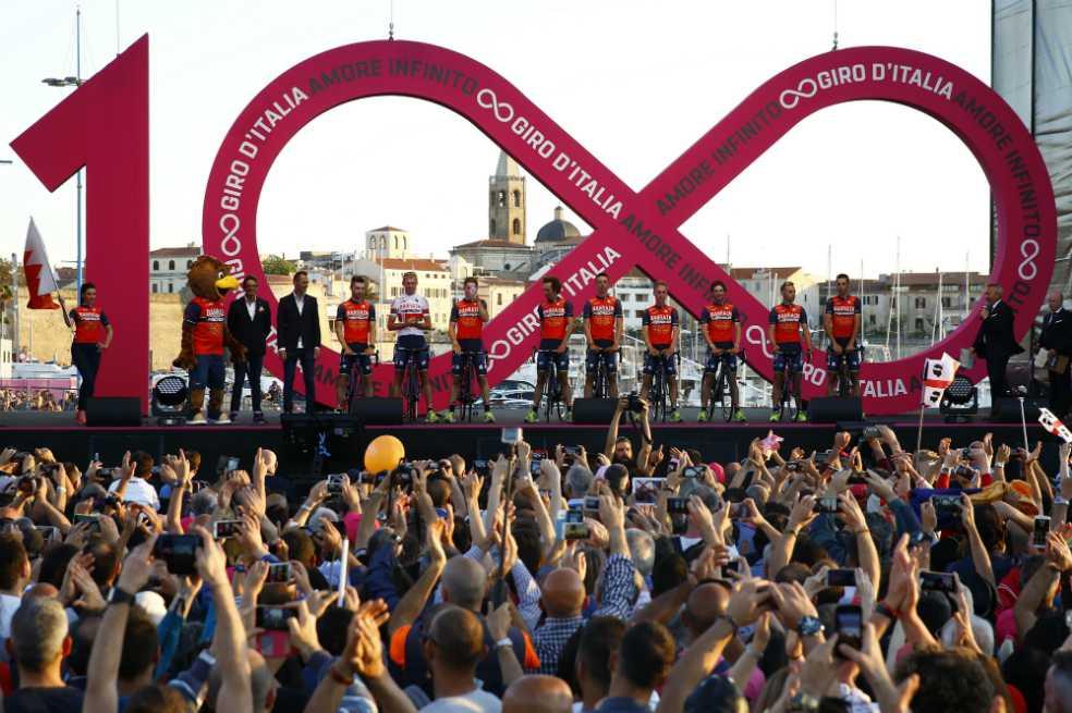 Compañero de Nibali, expulsado por agresión del Giro de Italia