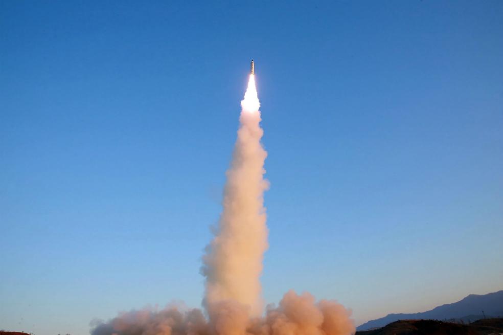 EE.UU confirma que Corea del Norte lanzó misil balístico de corto alcance