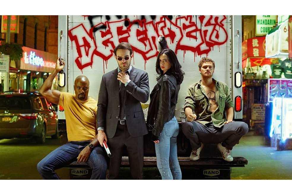 «The Defenders»: Marvel y Netflix presentan los nuevos héroes de Nueva York