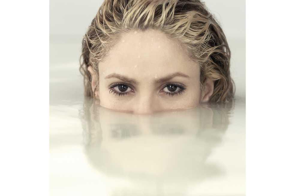 Shakira lanza el disco «El dorado»