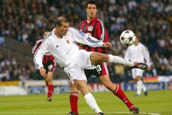 A 15 de años de una obra de arte de Zidane