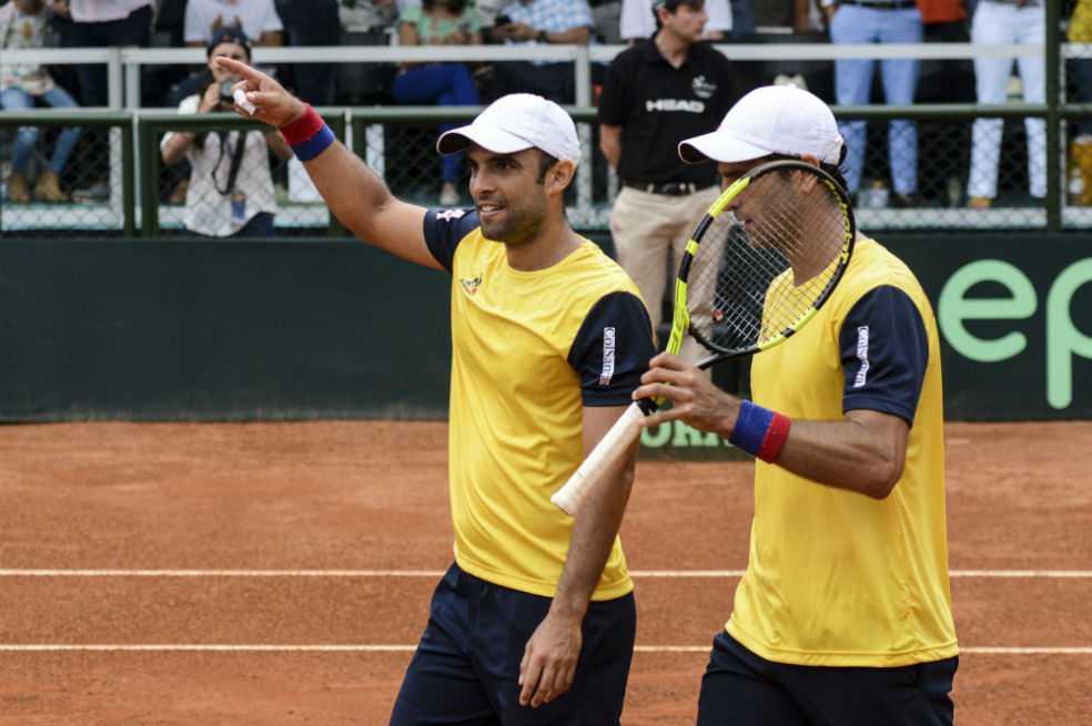 Cabal y Farah avanzaron a segunda ronda en Roland Garros