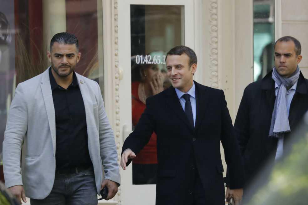 En Francia, Macron enfrenta el rompecabezas
