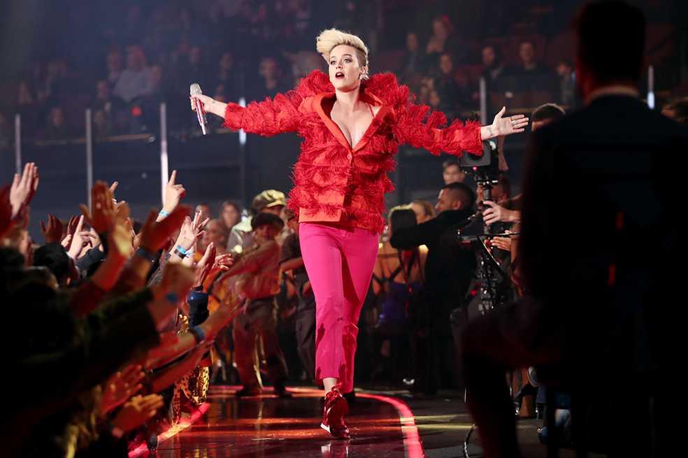 Katy Perry se convierte en el jurado mejor pagado de 'American Idol'