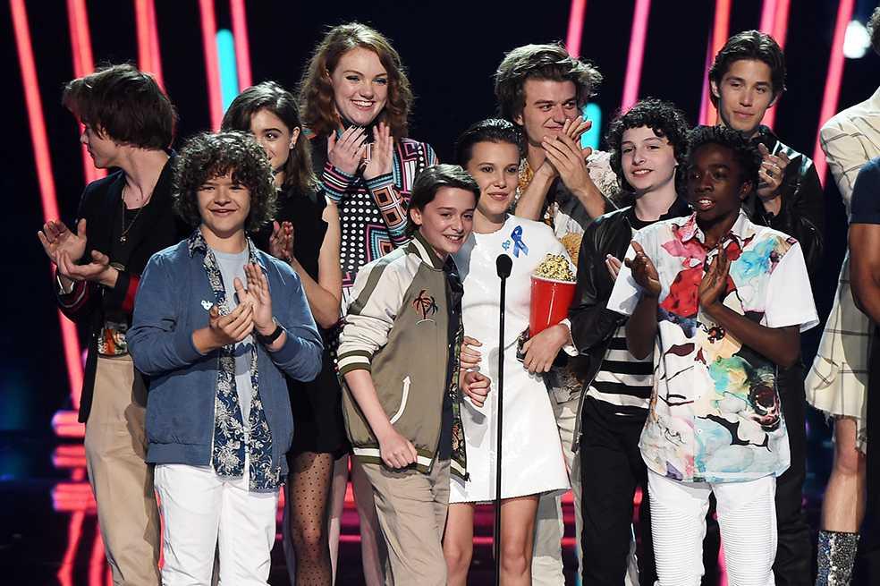 «Stranger Things» y «La Bella y la Bestia» arrasan en los MTV Awards