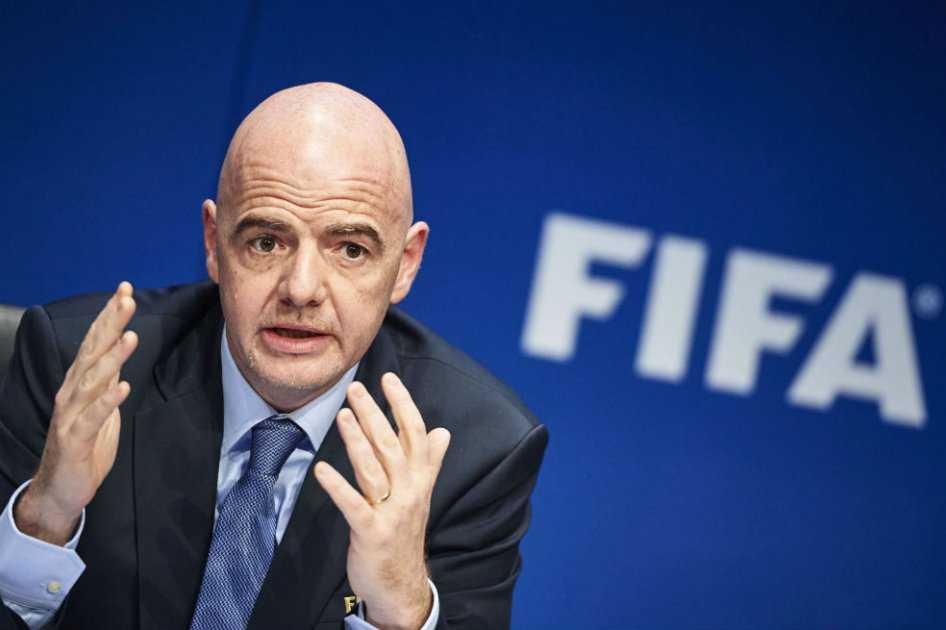 Finanzas de la FIFA son «extremadamente sólidas»: Infantino