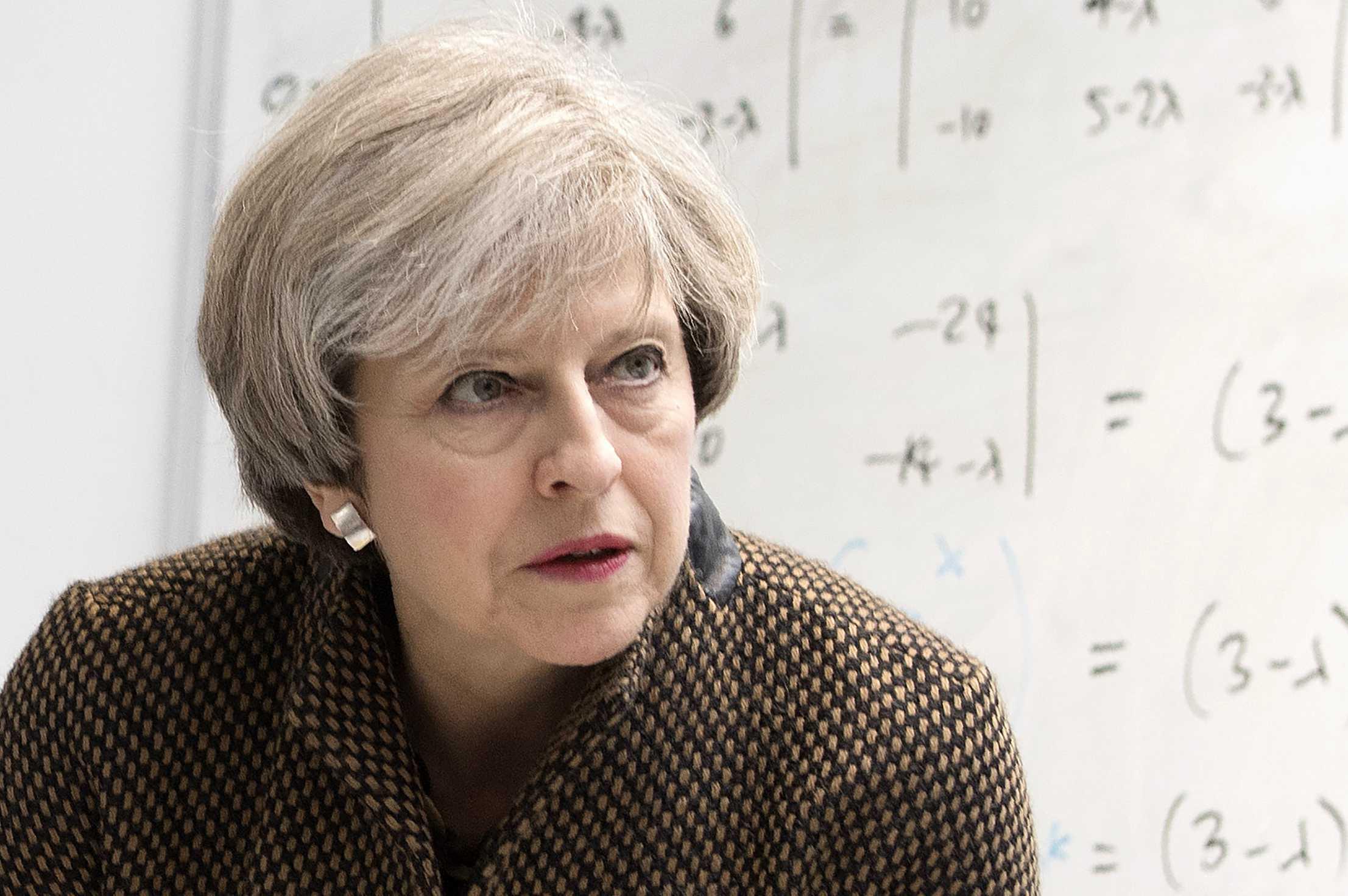 Theresa May: ciberataque contra hospitales británicos fue un «ataque internacional»