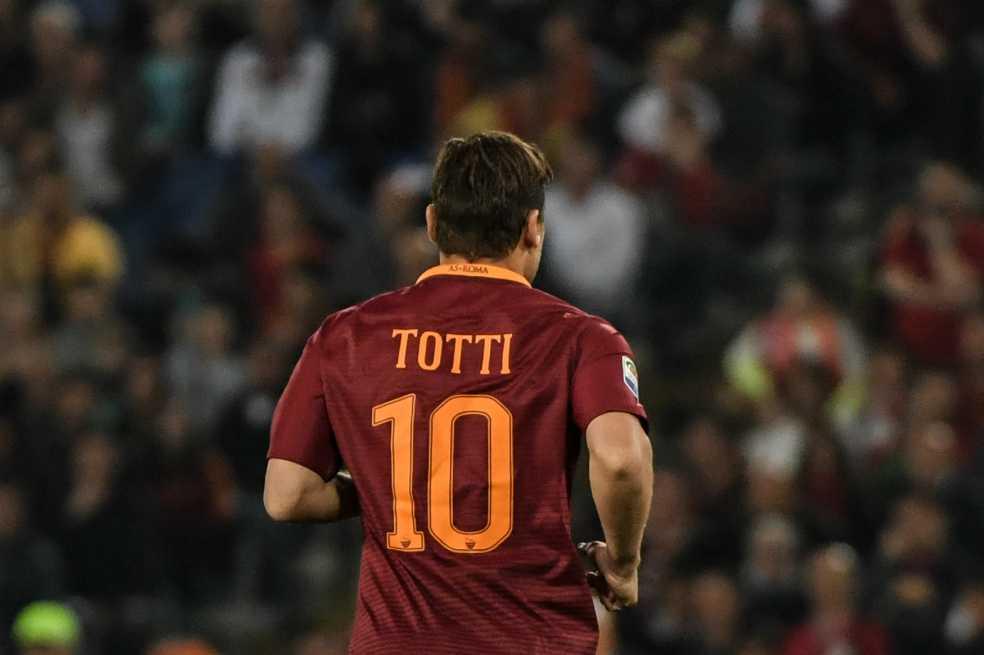 «Estoy preparado para un nuevo desafío»: Francesco Totti