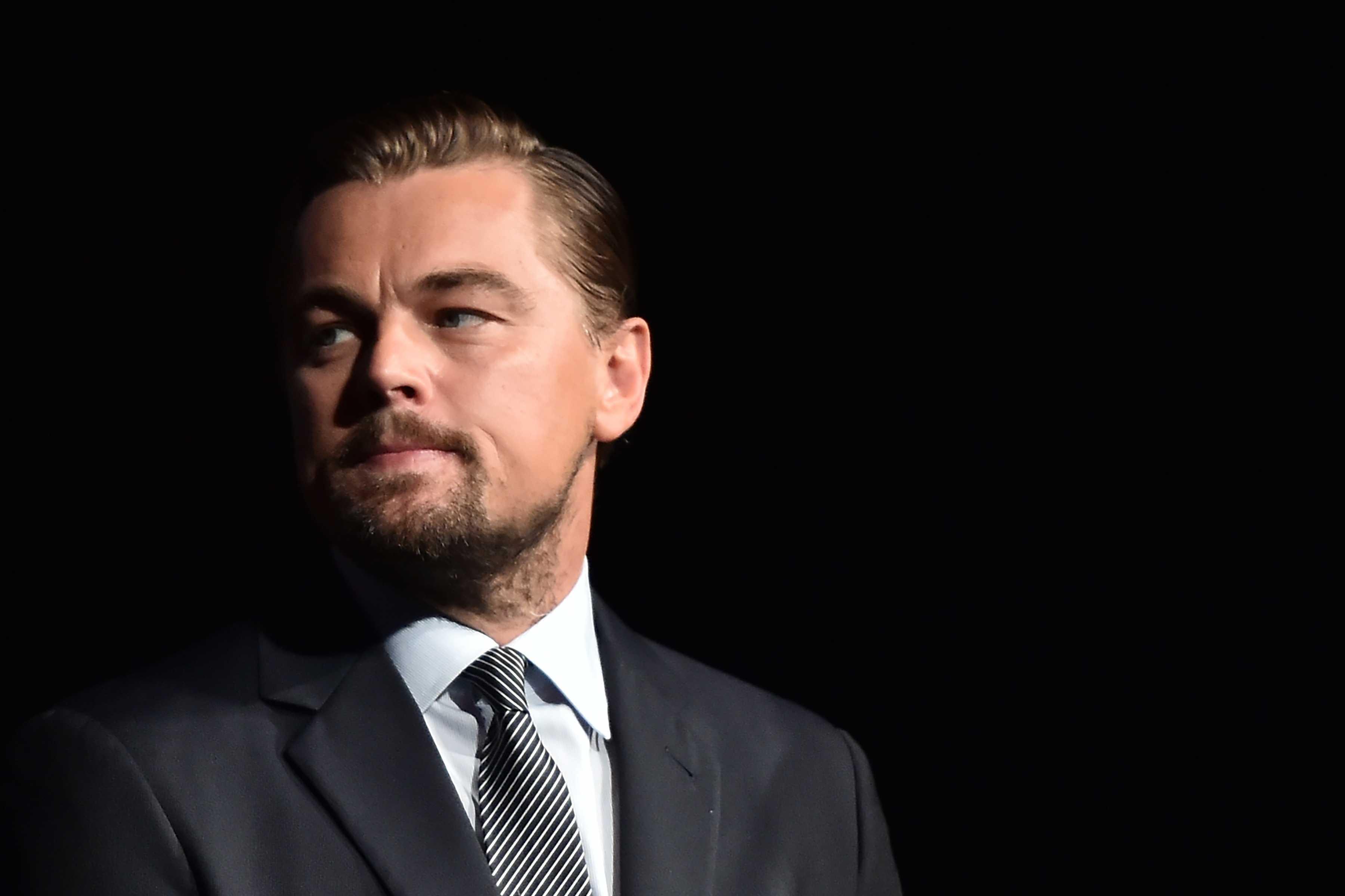 Leonardo DiCaprio entrega a justicia de EE.UU. regalos recibidos del fondo estatal malasio 1MDB