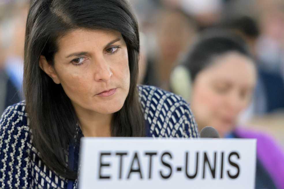 Diplomáticos de EE. UU. y Venezuela se sacan chispas en Ginebra